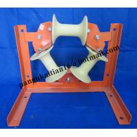 China China Cable rollers,best factory Cable Guides,Rollers -Cable,Hook Type Sheaves wholesale