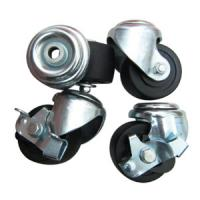 China Low gravity caster wheels on sale
