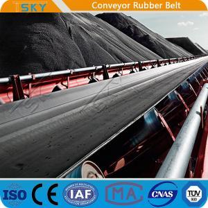 China NN600 Nylon Conveyor Belt for Mining Coal Stone Bulk Material transportation wholesale