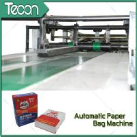 China Automatic Paper Bag Making Machine with 2 Colors Printing in Line wholesale