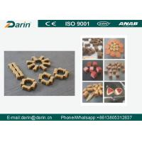 China Automatic Chicken / fish / mutton Jerky meat Treats making Machine / Cold Extrusion Machine with Siemens PLC wholesale