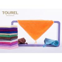 China Durable Cut Pile Hotel Bath Towels Premium 100% Cotton 35x35 wholesale
