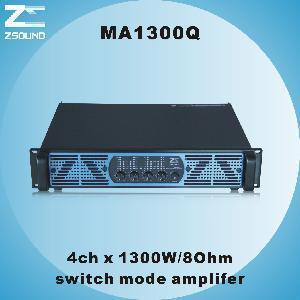China Switching Power Amplifier (MA1300Q) wholesale
