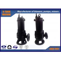 China Industrial Submersible Sewage Pump with cast iron pump for civil works wholesale