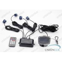 China Microcomputer Control 0.3 - 2.5m Rear Parking Sensors With MP3 wholesale