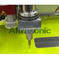 China 30KHz Ultrasonic Cutting Machine With Titanium / Replaceable Blade wholesale