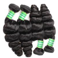 China Wholesale 7a grade virgin hair weft,unprocessed raw Virgin Indian Hair Bundles wholesale