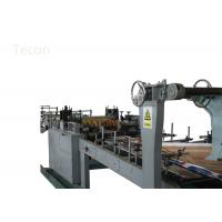 Quality 130mm Bottom Width Valve Paper Bags Making Machine for Tea , Sugar Bag Manufacturing for sale