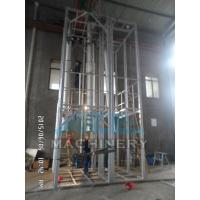 China Chilli Extraction Concentration Single Effect Falling Film Thermal Evaporator wholesale