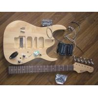 China 39 inch Ibanez Type DIY Electric Guitar Kits / Semi Finished Guitar Kit AG-IB1 wholesale