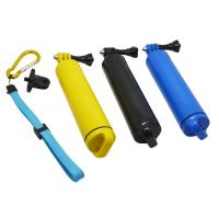 China Colorful Waterproof Grip Handler Floaty Bobber selfie Arm Extender for Xiaoyi , Sony Sport Camera wholesale