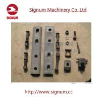 China Fish Plate/Joint Bar For Uic60, Railway Fastener wholesale