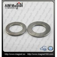 China small NdFeB ring magnets D16xd7x2mm N35 wholesale