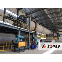 China Capacity 200 t/d Dolomite Calcining Rotary Kiln Cement Plant / Lime Kiln in Chemical Industry wholesale
