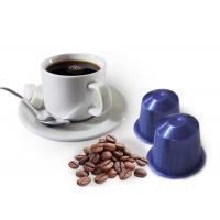 Buy cheap Small Round Plastic PP Containers / Coffee Capsules For Nespresso from wholesalers