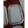 China Wheelhouse Marine Replacement Windows Aluminium Alloy Frame Material High Hardness wholesale
