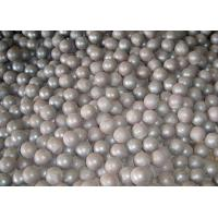 China Grade GCr15 Forged Steel Ball 16mm Forged Grinding Balls For Mining / Cement on sale