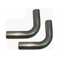 """China 2.5"""" 2-1/2"""" 90 Degree 1.5mm Stainless Mandrel Bends wholesale"""