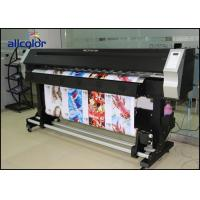 Buy cheap 1.8m 1440dpi Sino color Epson Eco Solvent Printer For Outdoor And Indoor from wholesalers