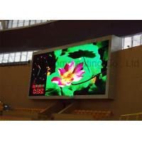 Buy cheap High Definition Program 3mm LED Video Screen G - energy Power Supply product