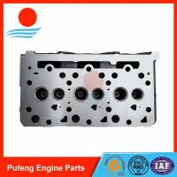 China Kubota D1703 D1705 cylinder head 16444-03045 16467-03049 16467-03050 L2900 L3300 L3410 L3430 wholesale