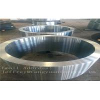 China EN26 Alloy Steel Forgings Ring Q+T Heat Treatment Machined And UT Test wholesale