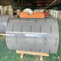 China 1060 Alloy 0.5 Mm Thickness Insulation Color Coated Aluminum Coil wholesale