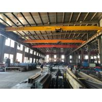 Buy cheap Electric Single Girder Overhead Travelling Crane Light Duty 10 Ton Bridge Crane from wholesalers