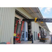 Buy cheap 20 Meters Side Draft Truck Spray Booth Equipment Lifter LED Light Siemens Motor product
