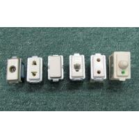 China ABS/Copper/Iron Frame OEM Service Electric Module Wall Switches wholesale