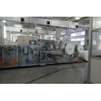 China Full Automatic Wet Wipes Production Line 300 Piece Every Minute Width 40-100mm wholesale