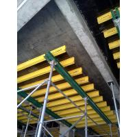China Adjustable Recycling Slab Scaffold Formwork System For Pouring Concrete wholesale