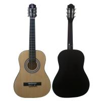 China 34 inch Small Nylon String Primary Wood Classical Guitar Basic basswood CG3410 wholesale