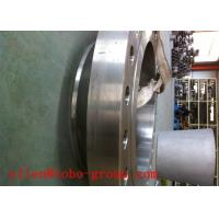 Quality TOBO STEEL Group  C207 class B class D ASTM A182 F316L steel-ring flange for sale