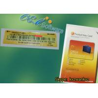 China Office 2010 Professional Activation Key License 2010 Pro Fpp Key Online Hb Key on sale
