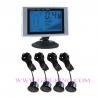 China Parking Sensor with LCD display ( 4 sensors) wholesale
