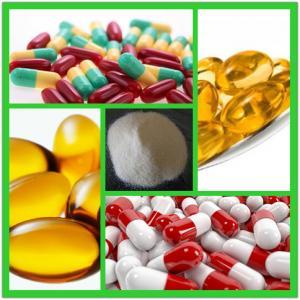 China Hala Food Pharmaceutical Grade Gelatin 100% Vegetable For Capsule wholesale