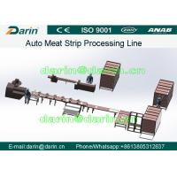 China different shape dog treats production line Auto Meat Strips Dog Treats Processing Line wholesale