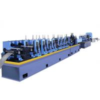 China Hi Precision Hf Straight Seam Welded Tube Mill Machine With Hydraulic Control System wholesale