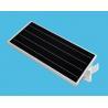 China 18 watt solar led garden light housing led with Mobile Bluetooth Control solar sensor human LED lighting aluminum solar wholesale