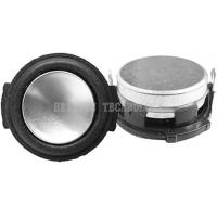 China Full Range 32mm Multimedia Loudspeakers 78dB 3 Watts , N48 Grade Neodymium Magnet on sale