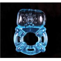 Quality Five Speed Vibrating Penis Ring Vibrating Cock Ring For Male Long lasting for sale