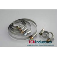 China 2015 hot sale top quality worm drive hose clamp german type made in china wholesale