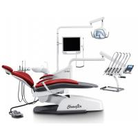 China CX-8000 Foshan CHUANGXIN CE Approved Down-mounted Dental chair units price on sale