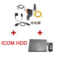 China BMW ICOM ISIS ISID A+B+C Plus 2018.7 BMW ICOM Software BMW Diagnostic Tools with Dell D630 wholesale