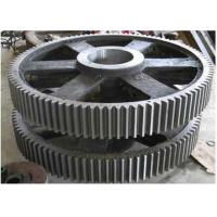 China Paddle Mixer Machine / Dry Powder Mixer Gear Ductile Iron Casting Material wholesale