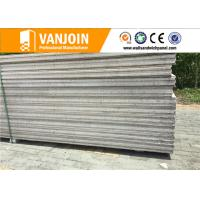 Buy cheap New Lightweight ECO Building EPS Cement Sandwich Wall Panel from wholesalers