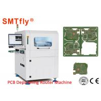 China 0.5mm Cutting PCB Separator Machine Air Compression Cooling Type SMTfly-F03 wholesale