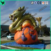 China Giant Inflatable Dragon, Lying In The Dragon,Fierce Dragon Inflatable wholesale
