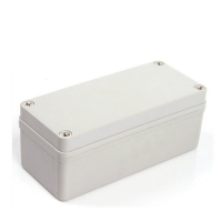 China IP66 180x80x85mm Waterproof Box For Outdoor Electronics wholesale